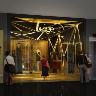 Beige Concept Store Proposal