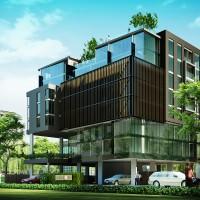 Bangkok Feliz Sukhumvit 69-2: Architecture Proposal