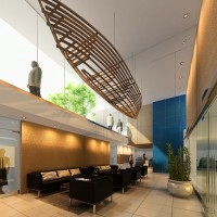 CMC CT62-1 Lift lobby 2400