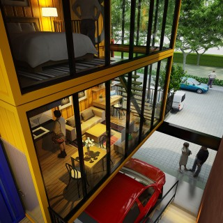 Kantana Institue Student Housing Proposal