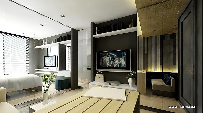 Mock-up room 3