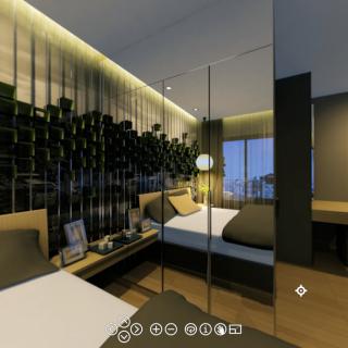 Bangkok Feliz Sukhumvit 69-2: VR 360 Degree Perspective