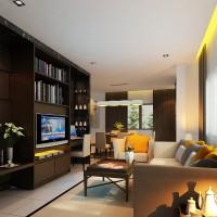 living area+3