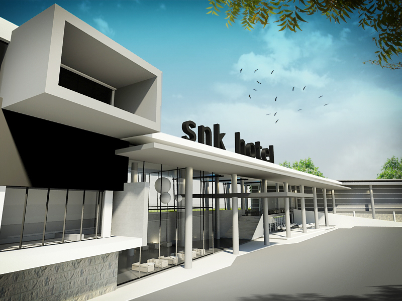 SNK Hotel Proposal