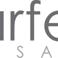 Surfex Mosaic Logo Design